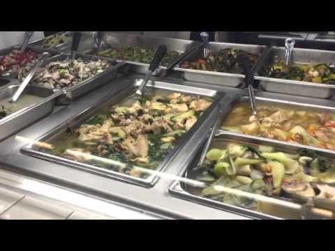 International food court at China town Honolulu