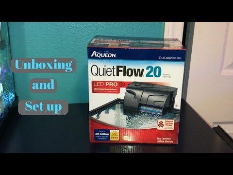 Aqueon Led Pro 20 Filter