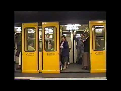 Hungary - Germany 1997  (Metro,Tram,Trolleybus,Rail,UITP Exhibit)