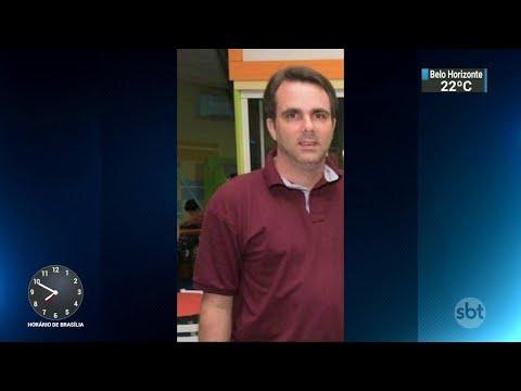 Homem é acusado de tentar matar ex-mulher e o atual companheiro dela | SBT Brasil (30/06/18)