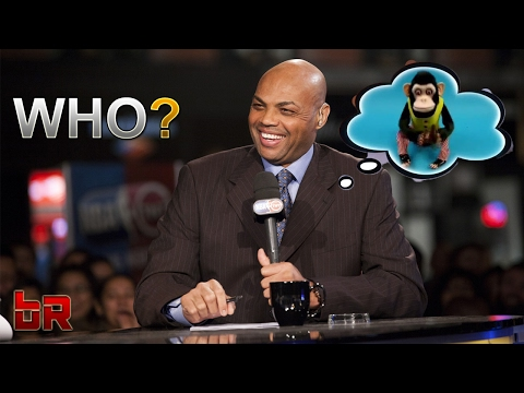 Charles Barkley can't pronounce these names