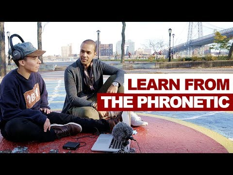 Hip Hop Production, workflow, beats, and social media success - with THE PHRONETIC thumbnail