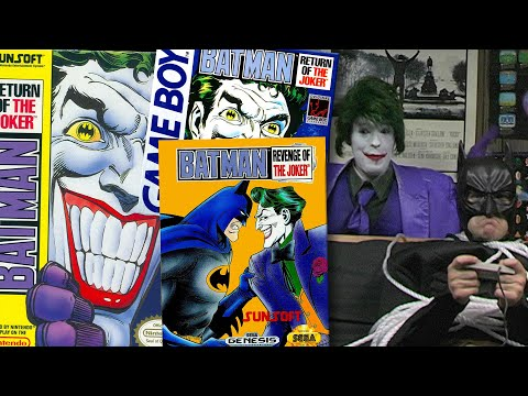 Batman (Part 2) - Angry Video Game Nerd - Episode 53