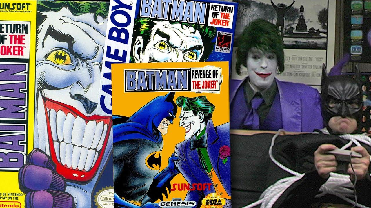 Batman part 2 - angry video game nerd - cinemassacre.com choi game cake mania 2 online