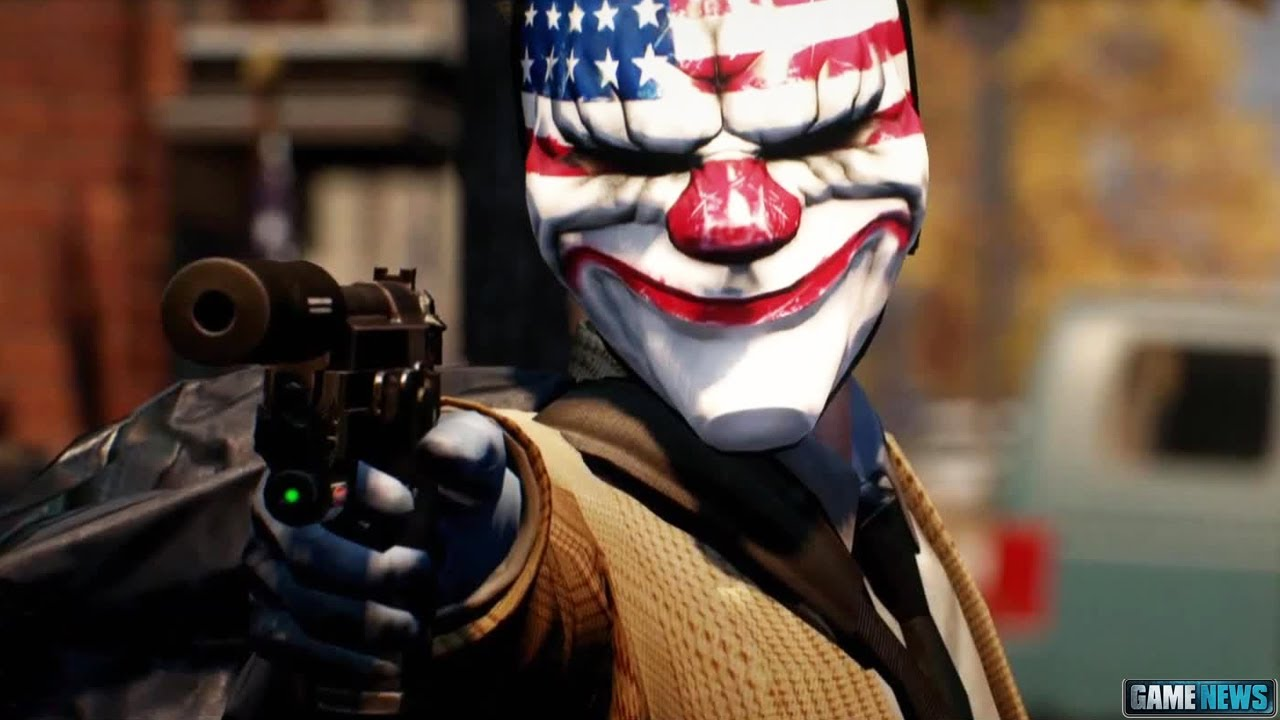 Payday 2 Payday Game Payday 3: Payday 2 Launch Trailer