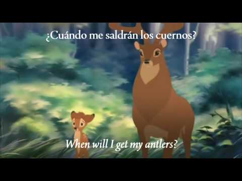 Bambi II - First Sign of Spring (European Spanish w/ subs & trans) HD
