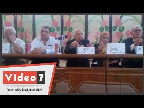 المستشار الإعلامى للرئيس عبد الناصر:  ثورة يوليو لم تكن دموية على الإطلاق وناصر كان هاجسه الكرامه  - 15:22-2018 / 7 / 30