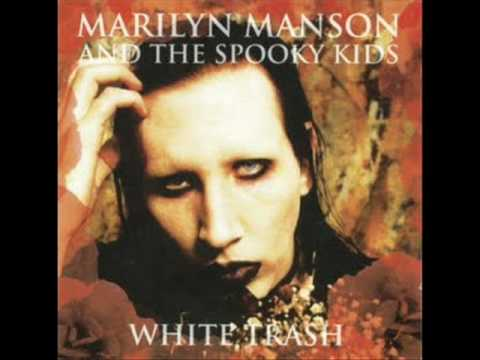 marilyn manson and the spooky kids- sam son of man