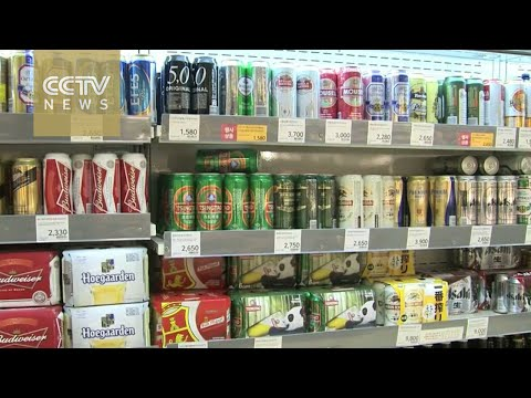 China's Tsingtao now the most popular imported beer in S. Korea