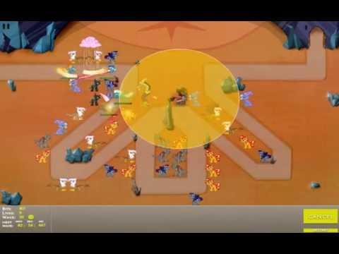 Игра Пони создать открытку - играть онлайн