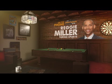 Turner Sports' Reggie Miller Talks LeBron, Brackets & More w/Dan Patrick | Full Interview | 3/12/18
