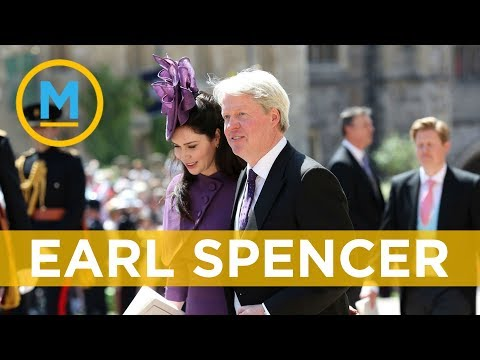 Princess Diana's brother talks royal wedding and his family history | Your Morning