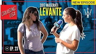 2017 Maseratti Levante - Get My Auto - Cruising USA - Episode 23