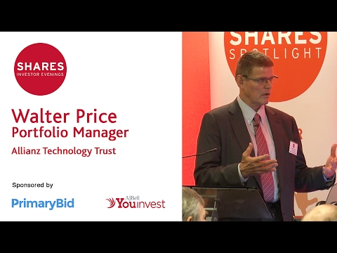 Walter Price, CFA Portfolio Manager of Allianz Technology Trust