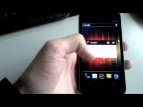 Samsung Galaxy Nexus hands-on video - Mobilissimo.ro