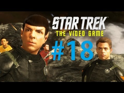 Star Trek (2013) The Video Game Walkthrough Part 18: Gorn Planet Part 1