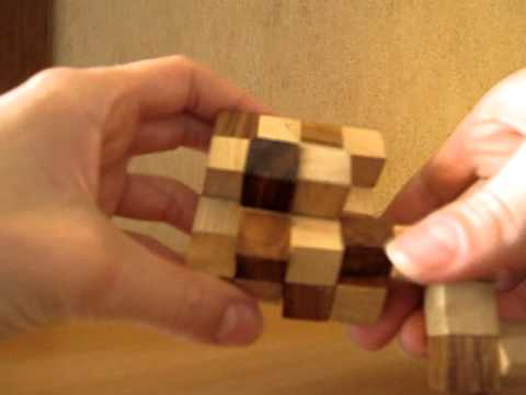 кубик-змейка 4*4*4