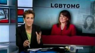 Christine O'Donnell - Cure The Gays Movement