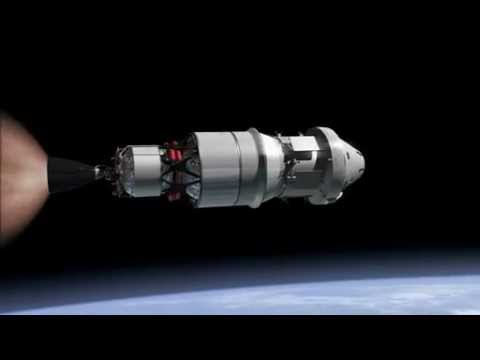 Orion's First Deep Space Exploration - Mission-1 in 2017 | NASA SLS Science Video