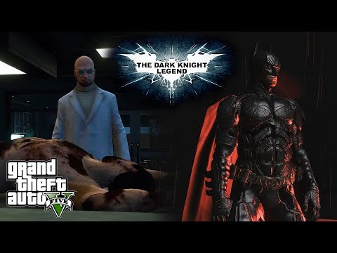GTA 5: The Dark Knight Legend Part 1 (GTA V Machinima)