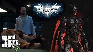 GTA 5: The Dark Knight Legend Part 1 (GTA V Machinima)