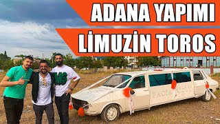 Turkish Classic car converted to a limo