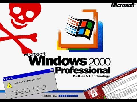 free antivirus for windows 2000