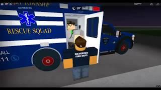 Roblox Fire Rescue - Fairport VFD - Medical Call