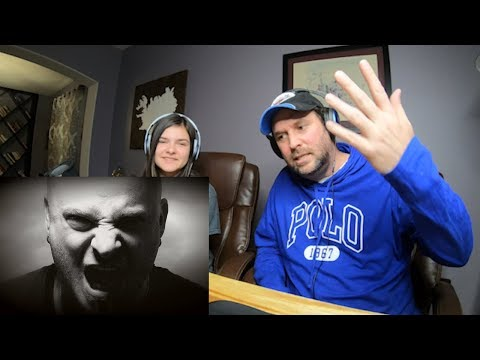 Disturbed | Thirteen Year-Old Reaction | The Sound Of Silence
