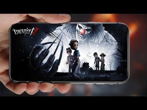 Indentity V: O Melhor Jogo de Terror Multiplayer Mobile!!! Virei Um MONSTRO!!! Omega Play