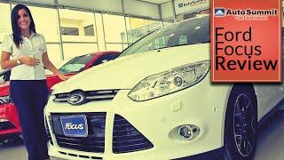 Auto Summit | Ford Focus 2015 | TODOAutos.pe