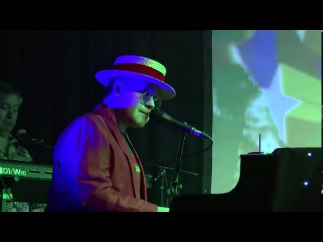 Ultimate Elton John Tribute  - Ultimate Elton and The Rocket Band