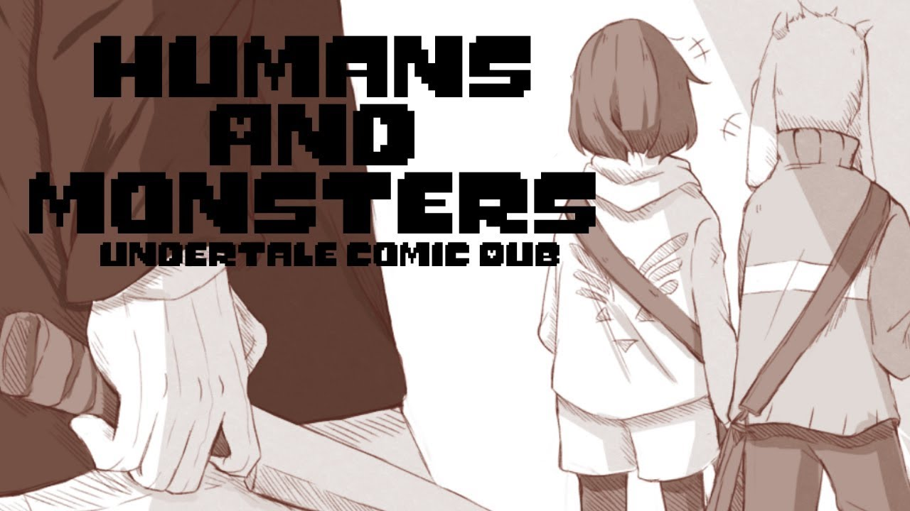 Undertale comic dub asriel shift how many monsters