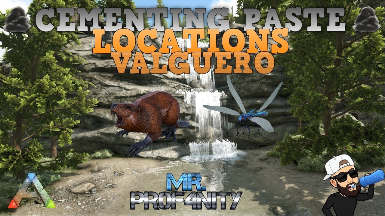Ark Valguero Complete Resource Guide All Cementing Paste Locations Where To Find Farm Youtube When you want black pearls in great quantity, here are some things i suggest. ark valguero complete resource guide all cementing paste locations where to find farm