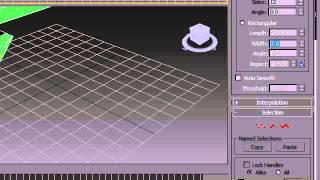 Tutorial Mesa 3Dmax