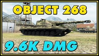 World of Tanks | Object 268 - 7 Kills - 9.6K Damage