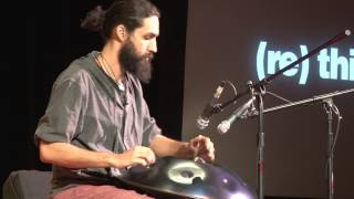 Exploration through music -- part 1: Peter Levitov at TEDxUNCAsheville
