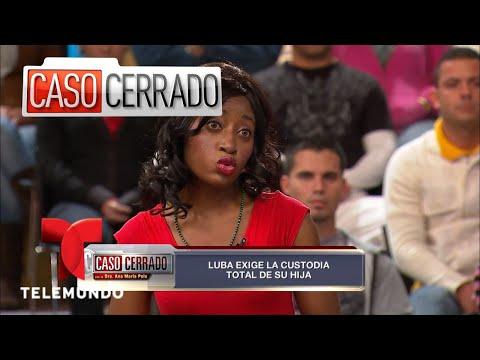 Amor Con Sabor Canela 👨🏿🎤👧🏾 | Caso Cerrado | Telemundo