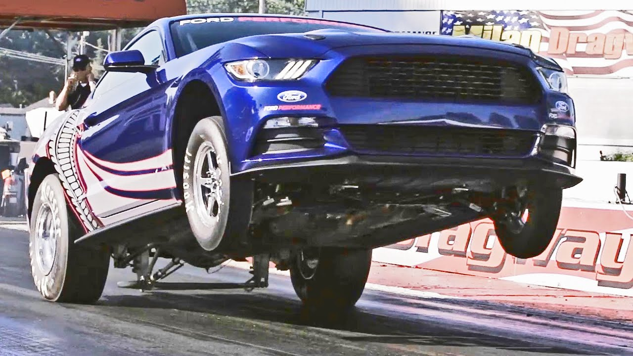 2016 Cobra Jet Mustang Official Launch Youtube