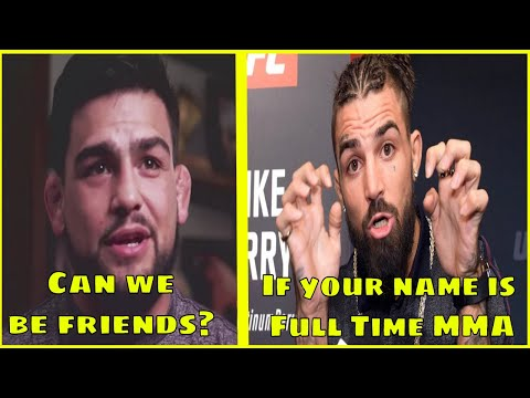 'PLATINUM' MIKE PERRY SHOWS LOVE TO FULL TIME MMA, NOT KELVIN GASTELUM