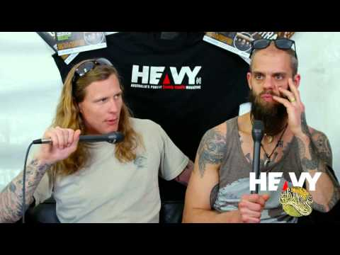 HEAVYTV interview Baroness