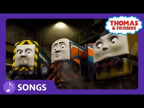 Day of the Diesels Song | Steam Team Sing Alongs | Thomas &