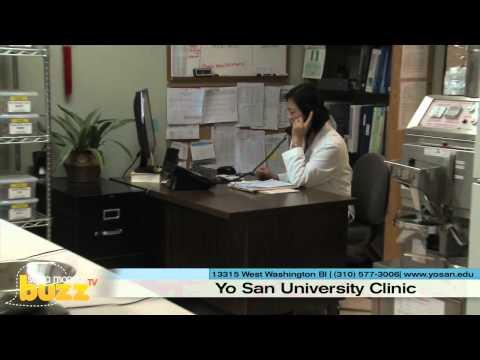 MyLocalBuzzTV Yo San University Clinic Santa Monica