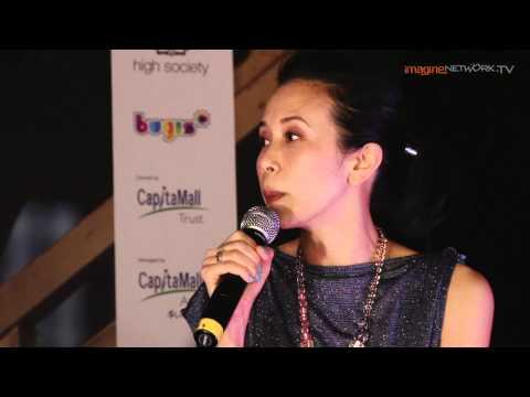 Karen Mok (莫文蔚) - Fan Meeting in Singapore 2013