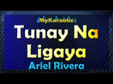Tunay Na Ligaya - Karaoke version in the style of Ariel Rivera
