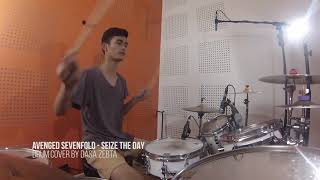 (Drum Cover) Avenged Sevenfold - Seize The Day