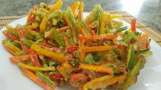 Tempurá de Legumes – Receita Fácil e Muito Crocante