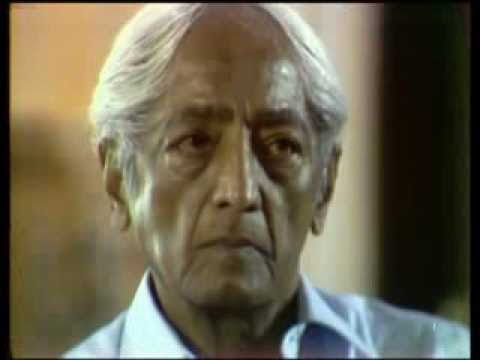 J. Krishnamurti - Brockwood Park 1976 - Discussion 1 - Are we aware that we are fragmented?
