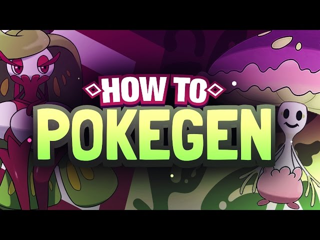 How To Pokegen In Sun and Moon! | Pokémon Amino