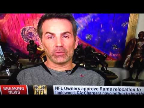 RAMS Moving Back to LA - Rams Ex-QB Kurt Warner